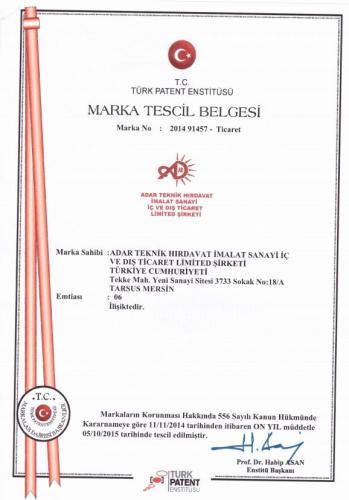 MARKA TESCİL